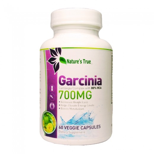Always Best Garcinia Cambogia Pure 80 HCA in Body Maintenance at www.NaturesTrue.com